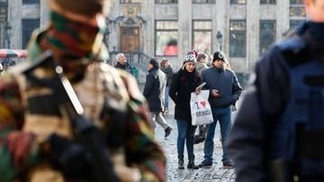 30-12-2015 21:19 Bruksela odwołuje noworoczne pokazy z powodu zagrożenia zamachami