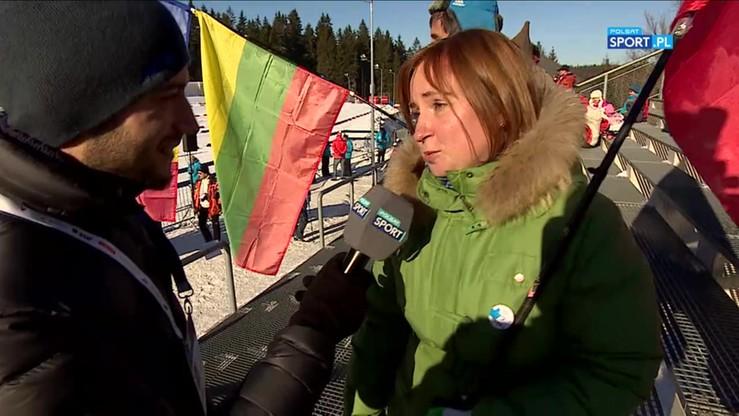 Fanka biathlonu z Moskwy: Duszniki Arena to kapitalny obiekt