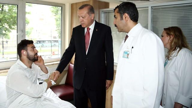Erdogan wskazuje PKK jako odpowiedzialną za zamach w Stambule