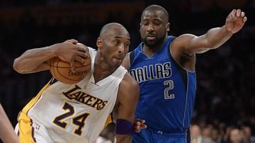 2015-11-03 NBA: Kobe Bryant sfrustrowany swoją formą