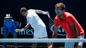 2017-01-21 Australian Open: Matkowski rozpoczyna walkę w mikście