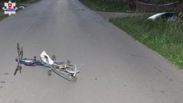 Kierowca wjechał w dwie nastoletnie rowerzystki. Dziewczynki w szpitalu z poważnymi obrażeniami