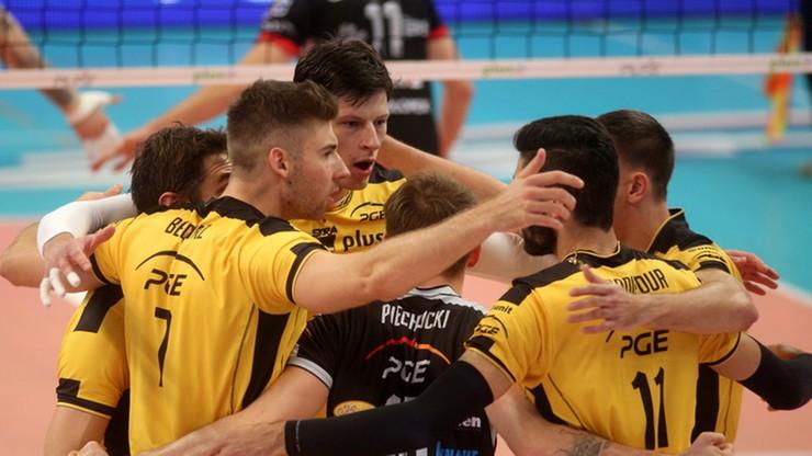 PlusLiga: PGE Skra Bełchatów - Cuprum Lubin. Transmisja w Polsacie Sport