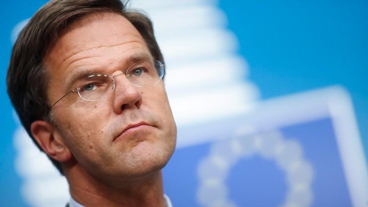 Holandia chce gwarancji dotyczących umowy UE-Ukraina
