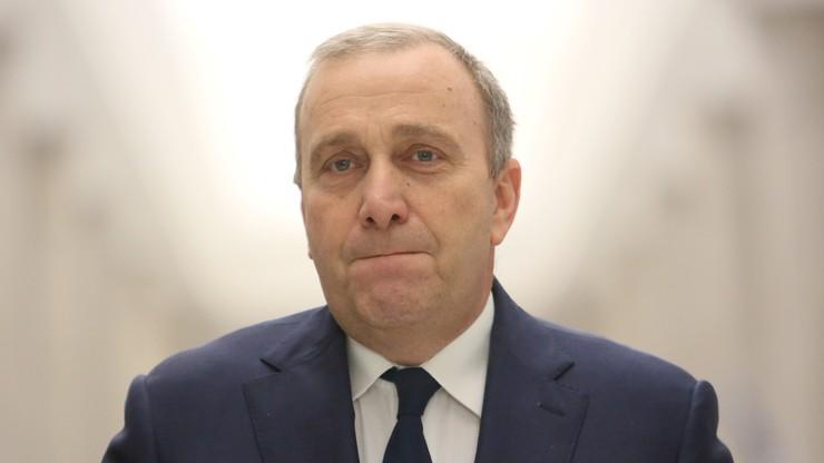 Schetyna: protest PO w Sejmie jest zawieszony