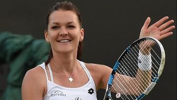 02-07-2016 21:57 Radwańska awansowała do 1/8 finału Wimbledonu