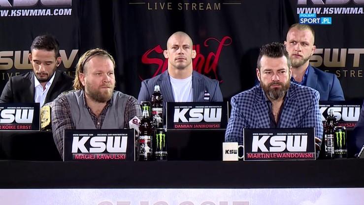 Włodarze KSW: Wszyscy chcą walki Bedorf - Pudzianowski