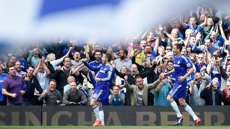 Chelsea mistrzem Anglii!