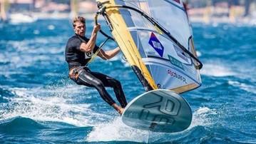 2017-05-09 ME w żeglarstwie klasy RS:X: Tarnowski drugi, Dziarnowska trzecia