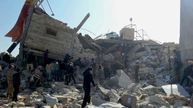 Francja, Szef MSZ: ONZ musi nadzorować ewakuację wschodniego Aleppo