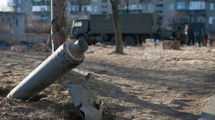 Separatyści ostrzelali bazę OBWE w Donbasie