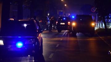 26-09-2017 22:23 Strzały w Inowrocławiu. Dwóch policjantów rannych