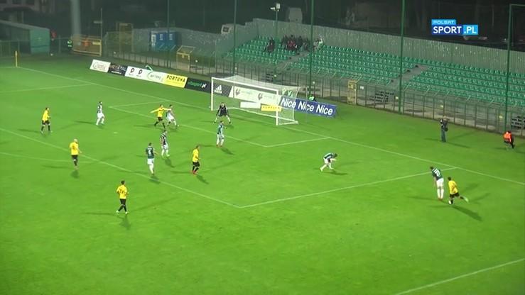 GKS Katowice - Olimpia Grudziądz 2:0. Skrót meczu