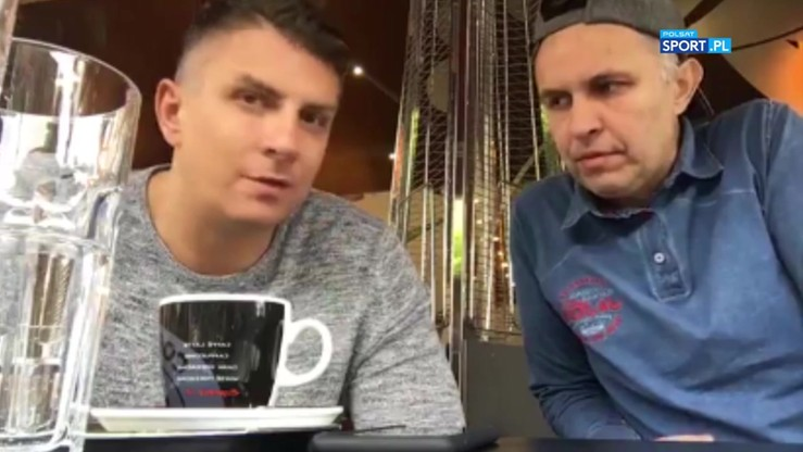 Borek: W przypadku absencji Rybusa powinien zastąpić go Bereszyński
