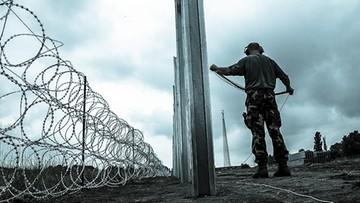 26-08-2016 09:21 Węgry: powstanie nowe ogrodzenie na granicy z Serbią