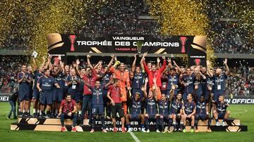 2017-07-30 Fogiel z Paryża: 90 minut Glika w Trofeum Mistrzów, ale tytuł dla PSG