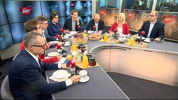"""16-10-2016 11:18 """"Śniadanie w radiu Zet"""". Opozycja o """"pseudoreformie"""" podatkowej, rządzący radzą poczekać na konkrety"""