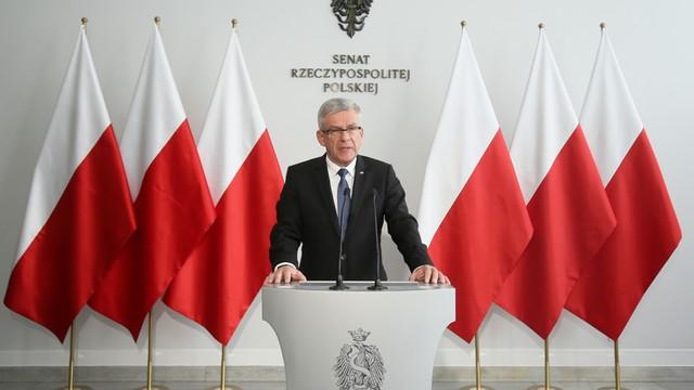 Karczewski: Chcemy wzmacniać pozycję Senatu, tak żeby wyszedł z cienia Sejmu
