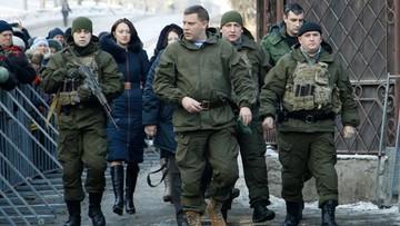 26-01-2016 17:50 Ukraina: sześciu rosyjskich żołnierzy z wyrokami za walki w Donbasie