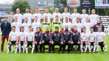2016-07-29 1 liga: Rewolucja kadrowa Sandecji Nowy Sącz