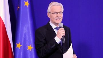 16-11-2016 12:57 Tadeusz Zwiefka wiceprzewodniczącym frakcji chadeków w PE