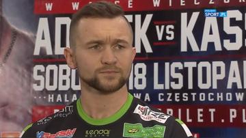 2017-11-16 Żeromiński: W tych 10 rundach udowodnię, że zasługuję na tytuł