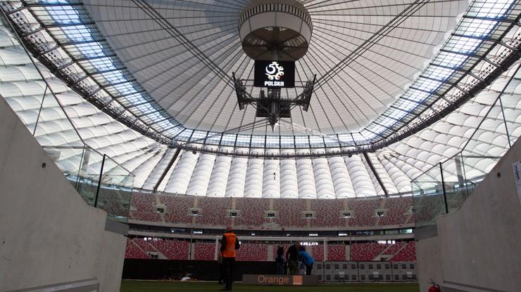 Decyzja w sprawie dachu na Stadionie Narodowym zapadnie w dniu meczu z Niemcami