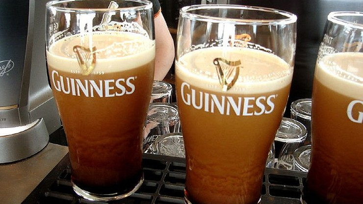 Guinness będzie droższy. Irlandczycy walczą z alkoholizmem