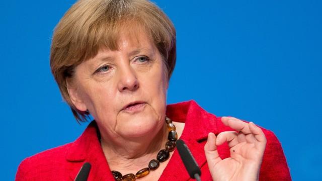 Merkel przeciwna wprowadzeniu limitu liczby uchodźców