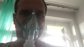 Paweł Kukiz trafił do szpitala.