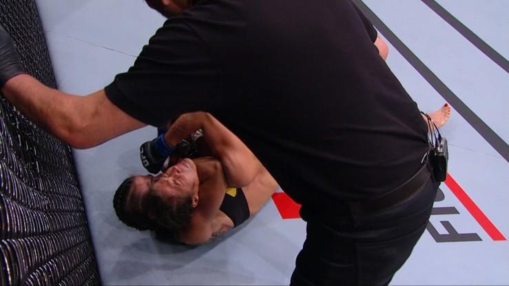 UFC 212: Kowalkiewicz uduszona przez Gadelhę