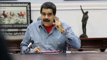"""15-05-2016 17:56 Wenezuela: prezydent zapowiada manewry wojskowe wobec """"groźby interwencji"""""""
