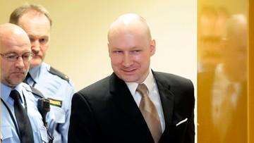 16-03-2016 17:13 Breivik: bardziej humanitarne byłoby mnie rozstrzelać