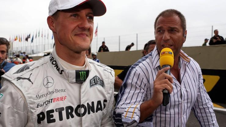 Rodzina nie informuje o stanie Schumachera. Menedżer nie może go odwiedzić
