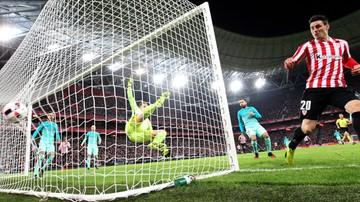 2017-01-05 Barcelona na kolanach, Athletic kończył w dziewiątkę!