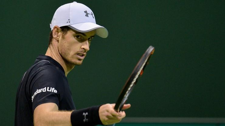 Turniej ATP w Dausze: Murray i Djokovic w półfinałach