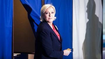 07-05-2017 20:26 Le Pen zakazała kilkunastu redakcjom wstępu na swój wieczór wyborczy