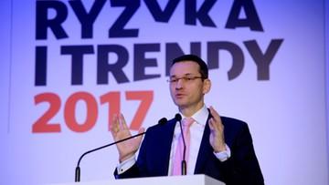 30-01-2017 11:32 Morawiecki: nie zamierzamy podnosić podatków