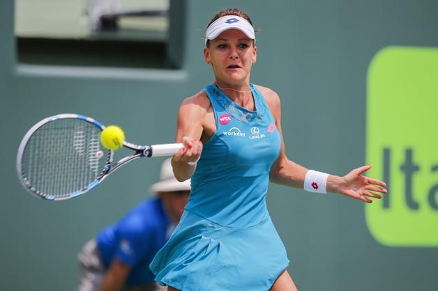 WTA w Miami - Agnieszka Radwańska już w trzeciej rundzie