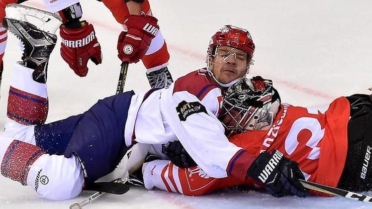 Hokejowa LM: Porażka Comarch Cracovii w ostatnim meczu