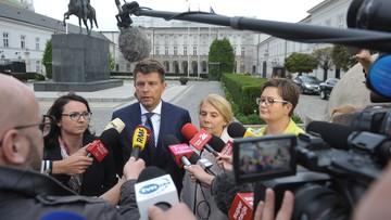 13-09-2017 18:10 Nowoczesna: propozycje prezydenta doprowadzą do upolitycznienia wymiaru sprawiedliwości