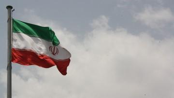 08-12-2015 05:21 Iran przeprowadził test rakiety balistycznej