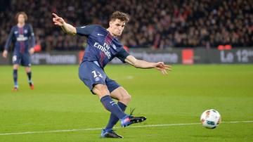 2017-10-14 Paris Saint-Germain wymęczyło zwycięstwo w Dijon
