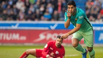 2017-02-11 Barcelona zmiażdżyła Alaves! To był przedsmak finału Pucharu Króla