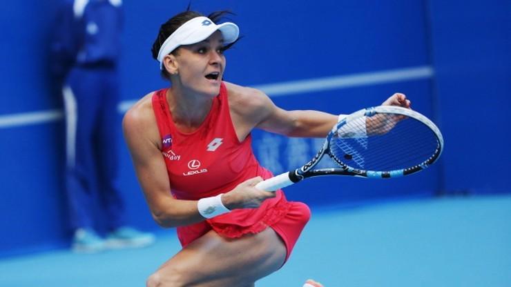WTA w Pekinie: Radwańska przegrała z Muguruzą w półfinale