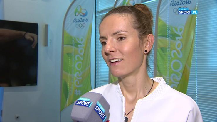 2016-07-21 Włoszczowska: Do startu w Rio będę przygotowywała się w Kolumbii