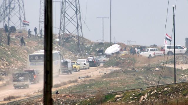 Syria: wznowiono ewakucję wschodniego Aleppo