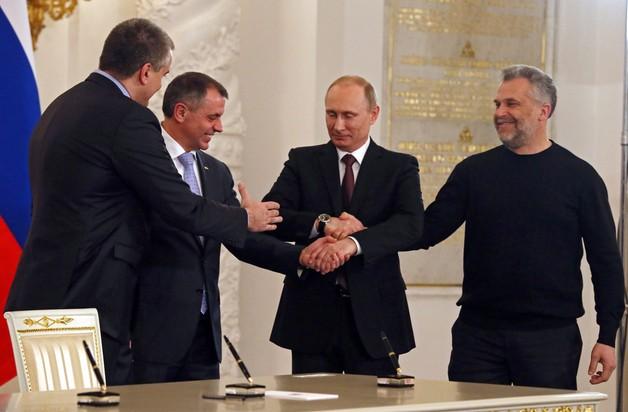 Minął rok od referendum na Krymie