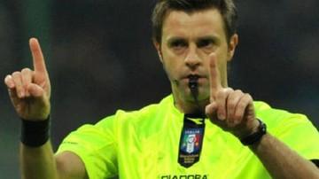 2015-01-06 Rizzoli najlepszym sędzią piłkarskim w 2014 roku