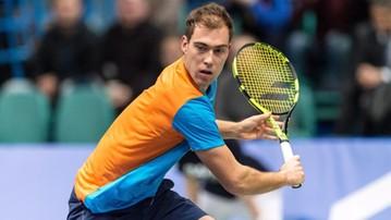 2017-06-25 ATP w Eastbourne: Janowicz odpadł w kwalifikacjach